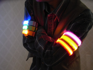 Dance Party LED Light Up Bracelets & Necklaces