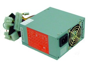 MicroATX 450 Watt Power Supply for Small Form Factor Dell, HP, and Others